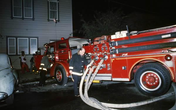 San Francisco Fire Department Museum Notable Fires